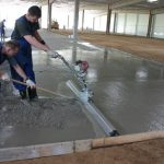 Macchine attrezzature accessori e tecnologie pavimentazioni in cls