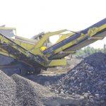Macchine e attrezzature per riciclaggio inerti da demolizione