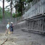 Macchine per lo spritz beton