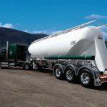 Cisterne per trasporto cemento