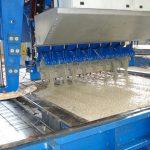 Macchine attrezzature produzione muri solai e lastre