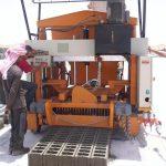 Macchine e attrezzature per la produzione di blocchi