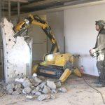 Macchine per demolizione