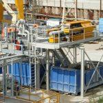 Sistemi e impianti per il trattamento fanghi acque